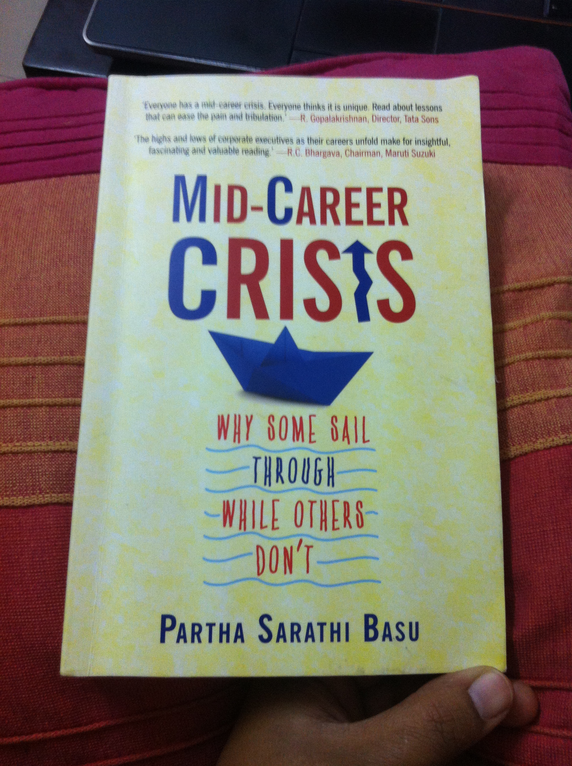 mid career crisis If you feel yourself becoming panicking about your career, that's totally normal here are four tips to get through it with your career intact.